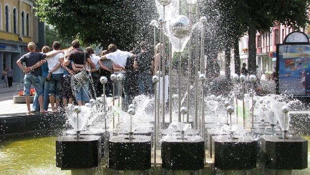 Kauno fontanai