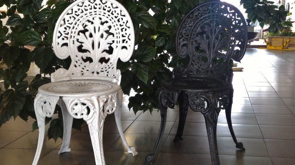 Ketaus kėdė