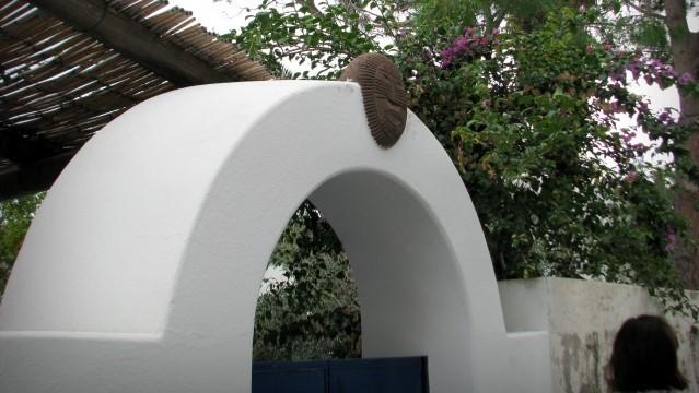 Stromboli varteliai ir tvoros