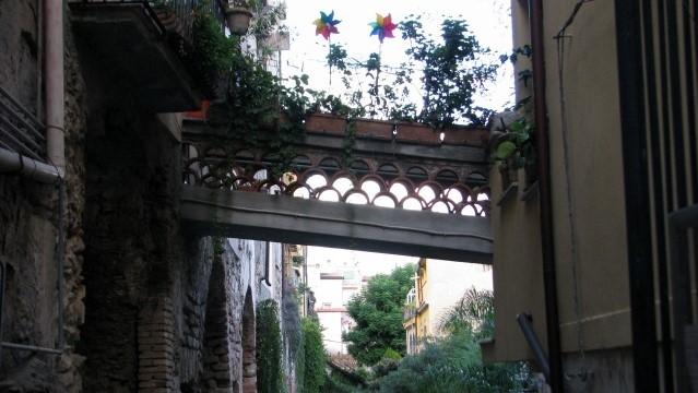 Taormonos balkoniukai