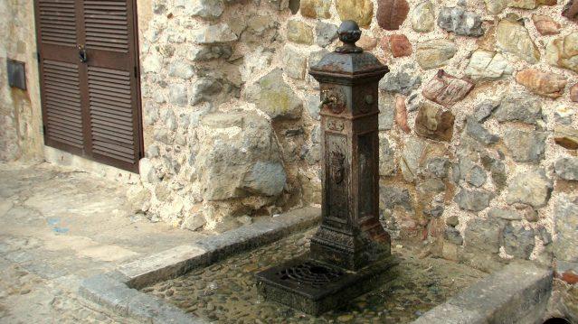 Vandens kolonėlės Italijoje