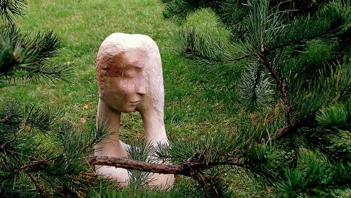 Meilės skulptūra