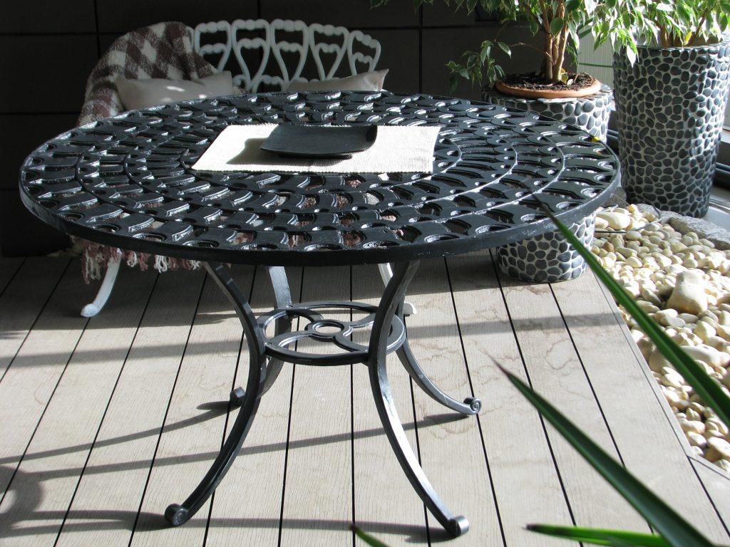 Aliuminio stalas